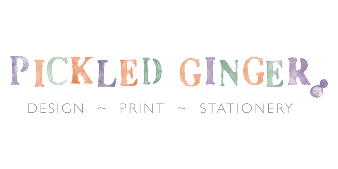 Pickled Ginger Designs